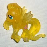 Fluttershy - My Little Pony Wave 13 glitter figurine